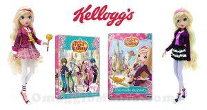 concorso Kellogg's Regal Academy 2