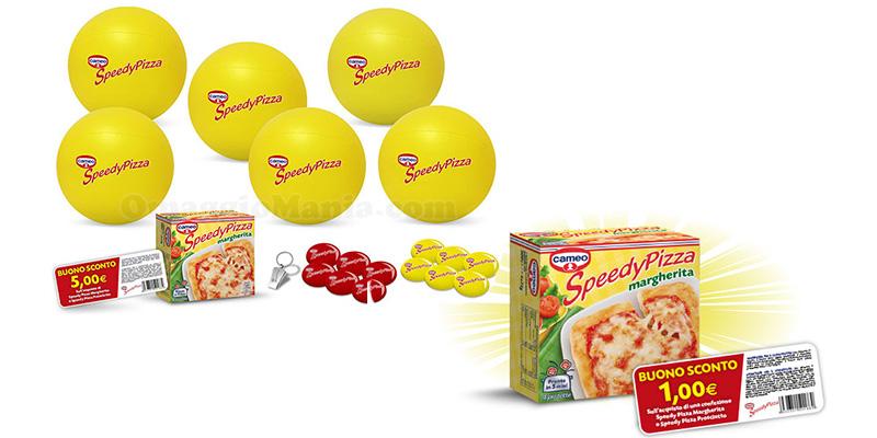 concorso Tutti in campo con Speedy Pizza seconda edizione e buono sconto