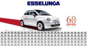concorso Vinci 1500 Fiat 500 con Esselunga