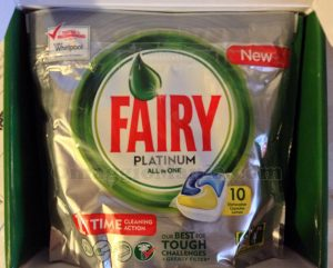 confezione Fairy Platinum di Tatiana