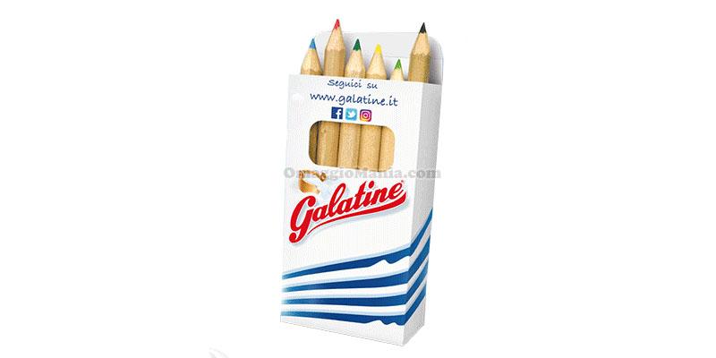 confezione di matite Galatine