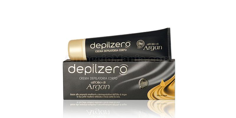 crema depilatoria corpo Depilzero