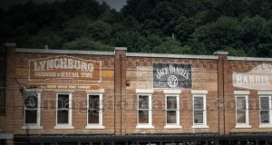 distilleria Jack Daniels Lynchburg