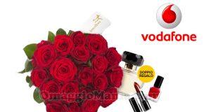 doppio regalo Vodafone San Valentino 2017
