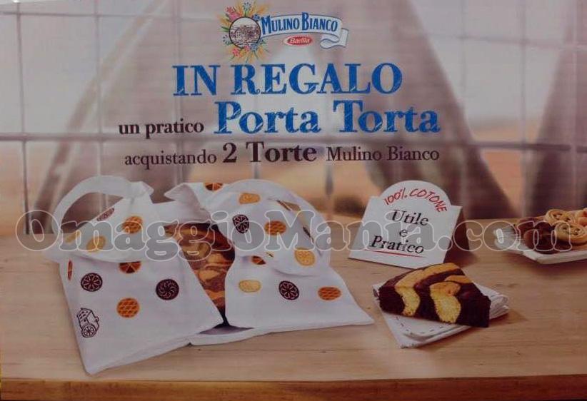 espositore porta torta Mulino Bianco di Tatiana