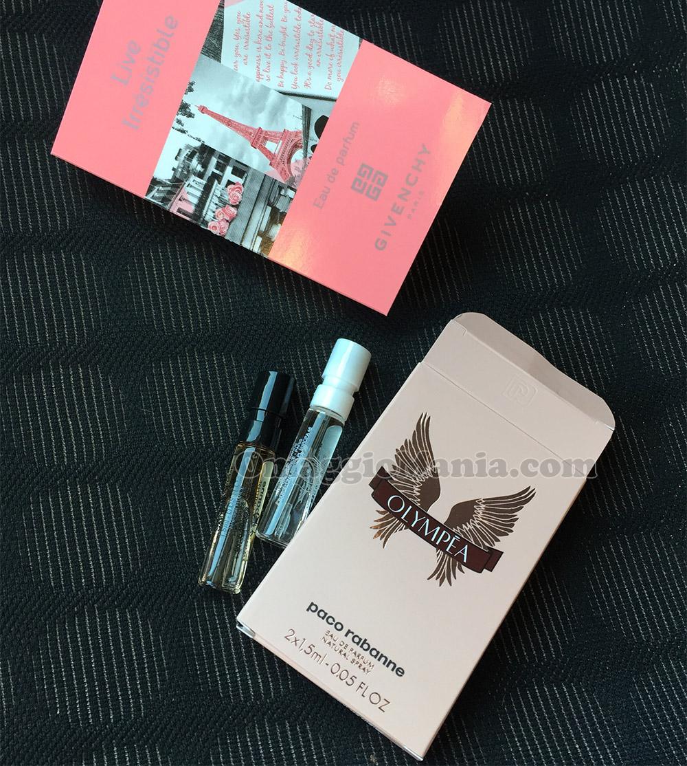 fialette omaggio Paco Rabanne e Givenchy di Turchina17
