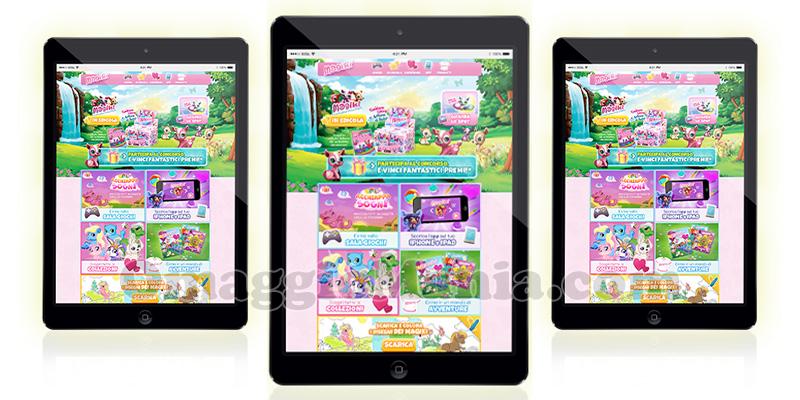 iPad Mini 4 con Magiki Pinguini De Agostini