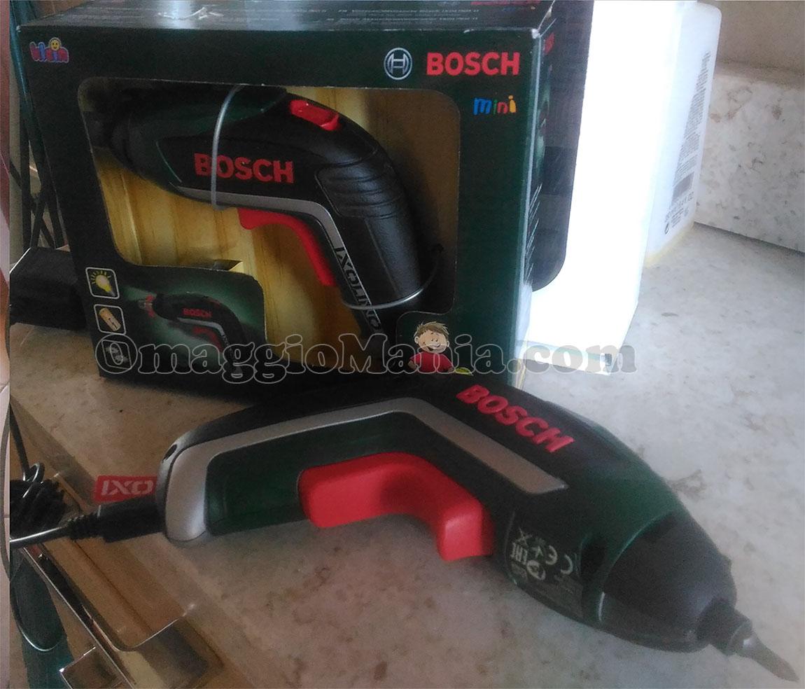 kit Bosch Ixo-Ixolino di Titty