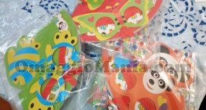 kit Carnevale 2017 omaggio con Perfetti Van Melle