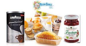 kit colazione personalizzata Mulino Bianco