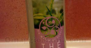 latte corpo tè verde Yves Rocher di Ro