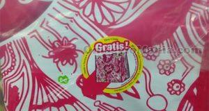nuova shopper Pink Lady omaggio di Tatiana