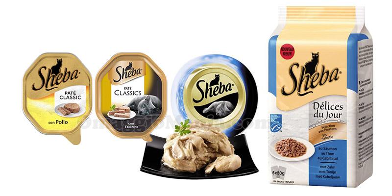 prodotti Sheba