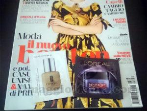 rivista Gioia 7 del 2017 di Simona