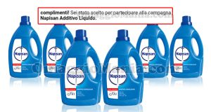 selezione tester Napisan Additivo Liquido The Insiders