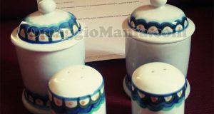 set ceramiche Cerreto Bio di Giorgia