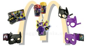 sorprese Lego Batman Il Film con Happy Meal da McDonald's