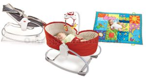 straietta culla 3 in 1 tappeto Tiny Love