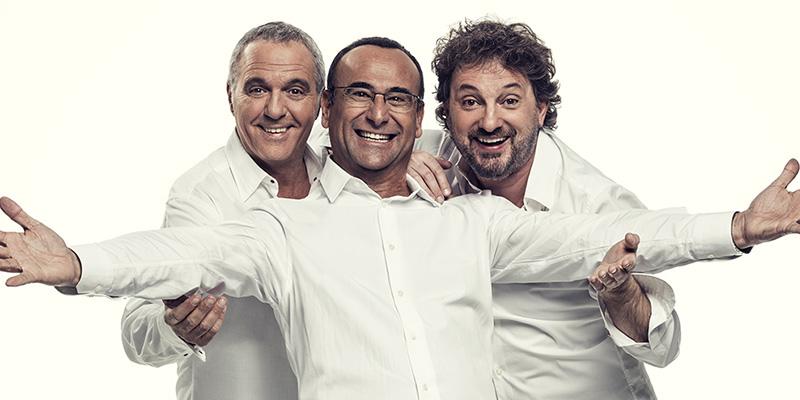 tour Panariello Conti Pieraccioni