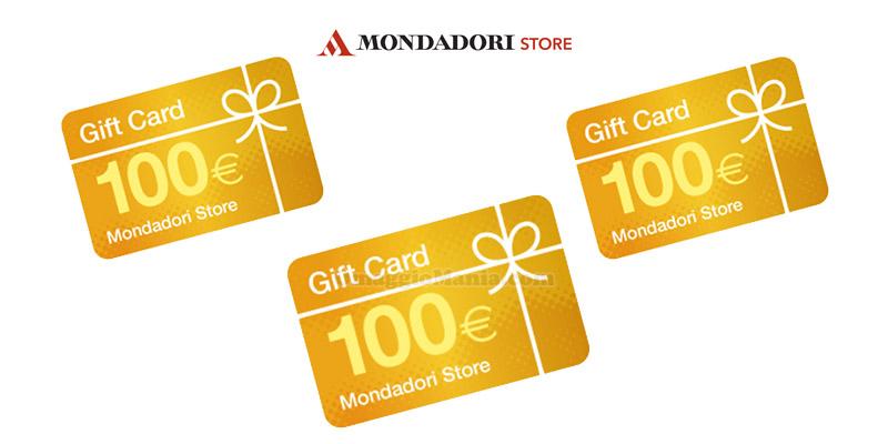 vinci gift card Mondadori