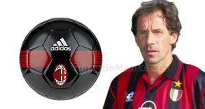 vinci pallone autografato da Franco Baresi con Fujitsu Clima ti premia