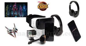 vinci premi Power Rangers con Choco Krave