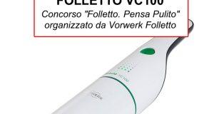 vincita aspirabriciole Folletto VC100 di Ilaria