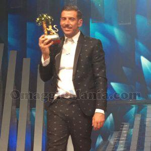 vincitore del Festival di Sanremo 2017 Francesco Gabbani