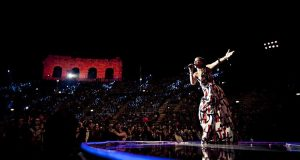 Alessandra Amoroso all'Arena di Verona