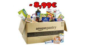 Amazon Pantry sconto 8,99€