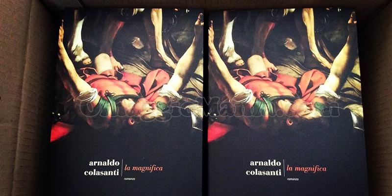 Arnaldo Colasanti La Magnifica Fazi Editore