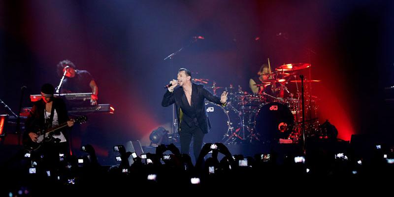 Depeche Mode in concerto