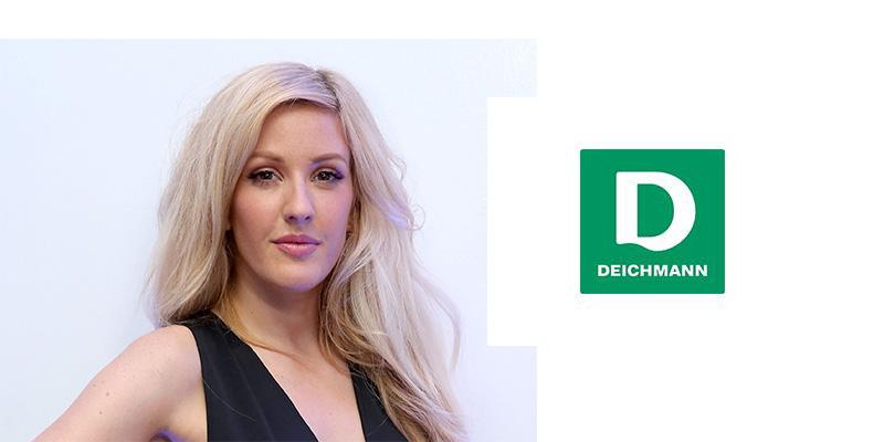 Ellie Goulding con Deichmann