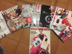 Gioia, Marie Claire, Elle e Vanity Fair gratis di Turchina17