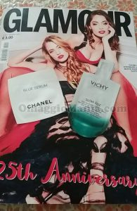 Glamour 297 e campioncini Vichy e Chanel di Nadia