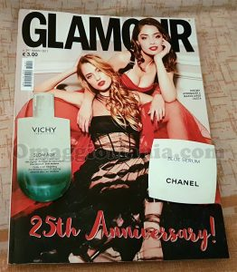 Glamour 297 e campioncini Vichy e Chanel di Rosa