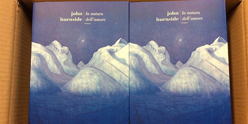 John Burnside La natura dell'amore