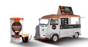 Nescafé Azera Truck Tour 2017