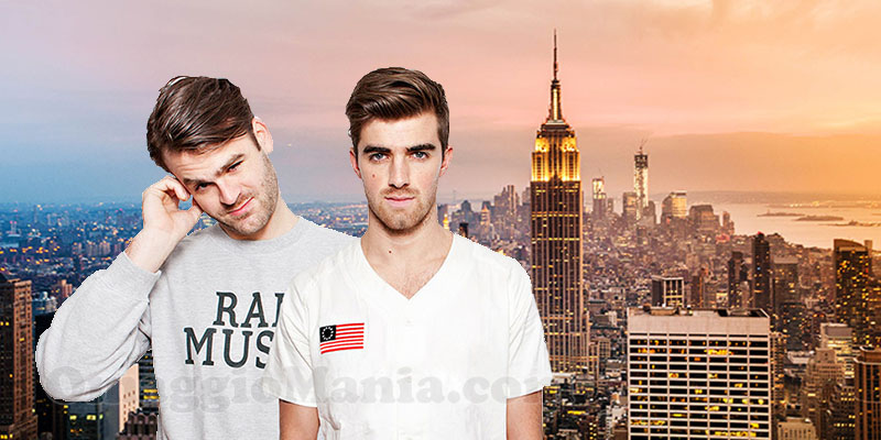 The Chainsmokers New York