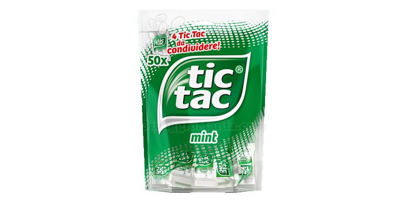 Tic Tac Sharing Bag