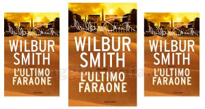 Wilbur Smith L'ultimo faraone copia autografata
