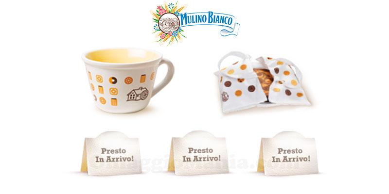 anticipazione omaggi Mulino Bianco collezione 2017