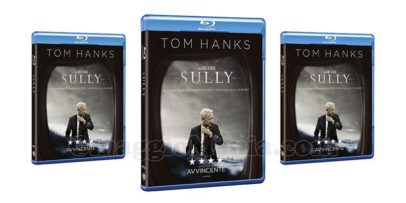 blu-ray film Sully