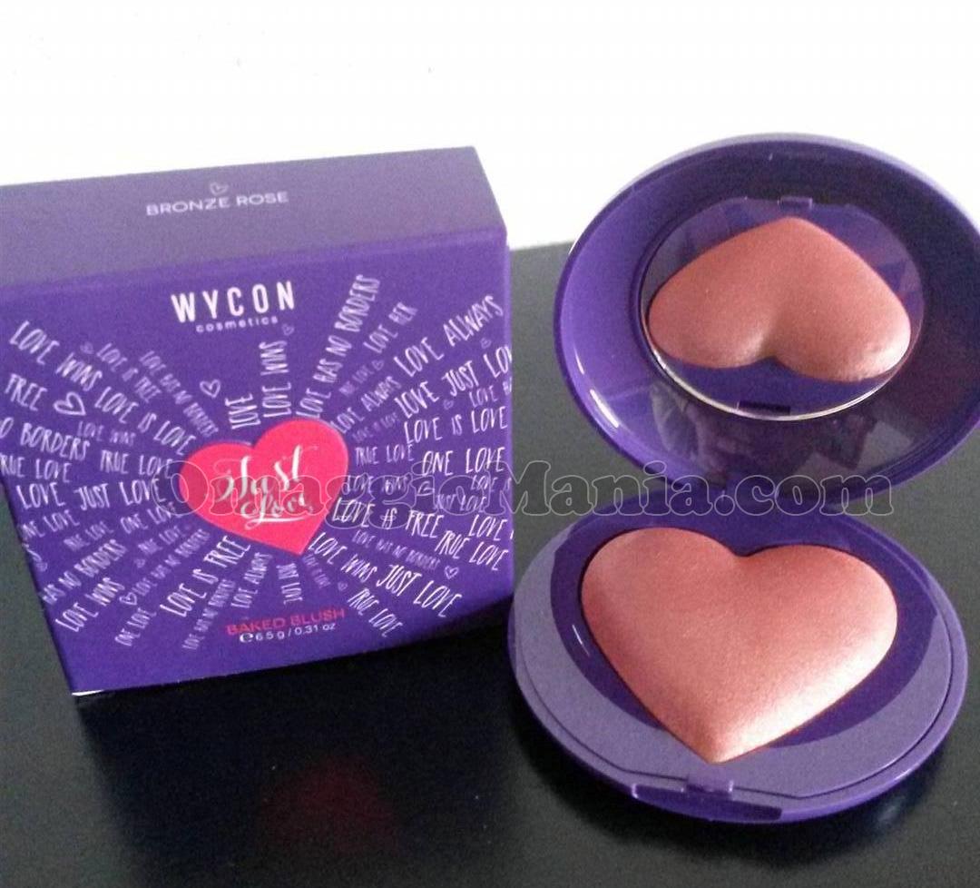 blush Wycon Just Love di Sabrina