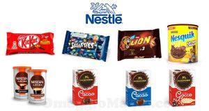 buoni sconto Nestlé marzo 2017
