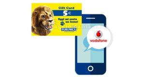 buono Euronics con Vodafone