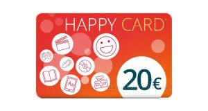 buono IBS Happy Card 20 euro