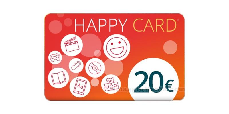 buono IBS Happy Card 20 euro