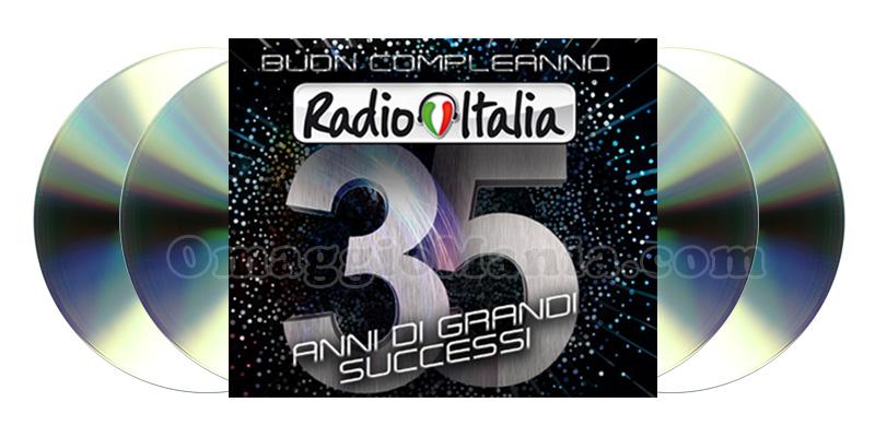 compilation Radio Italia 35 Anni di Grandi Successi