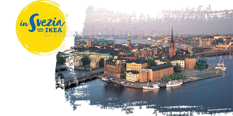 concorso In Svezia con IKEA
